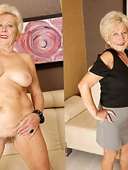 Solo Sexy Grannies and Matures Stitched #4 - Gregorius-1988