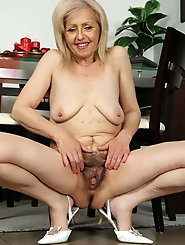 Classy mature whore for any taste