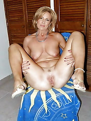 Adorable old milfs seem fuckable
