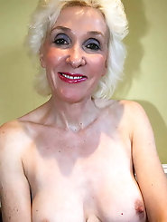Cock teasing Body stocking grannies