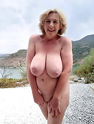 Mature tart is teasing her boyfriend