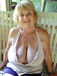 Gallant aged grandmom wants to tease you