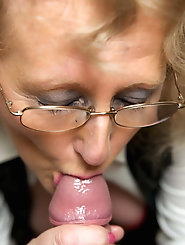 Adored older damsels are masturbating themselves