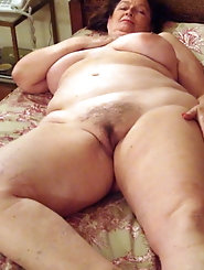 Assorted Granny Pussy 37